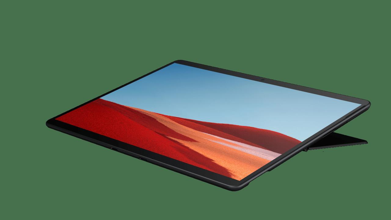 Schwarz Microsoft Surface Pro X LTE 8GB/256GB.2