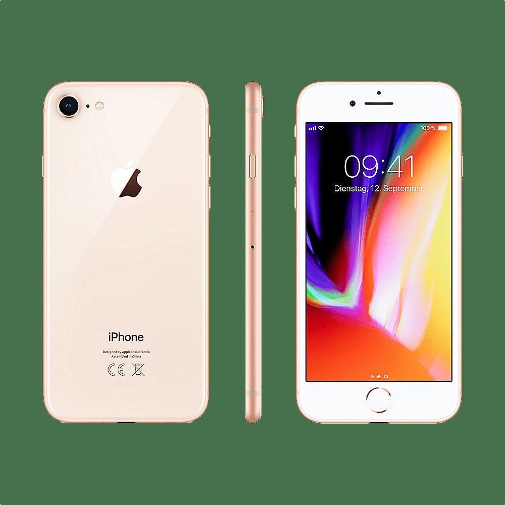 Gold Apple iPhone 8 128GB.2
