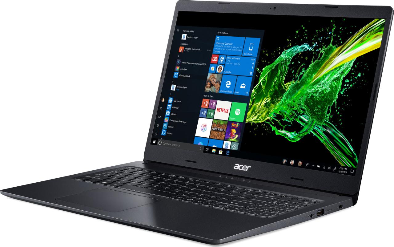 Black Acer Aspire 3 A315-55G-517D.2