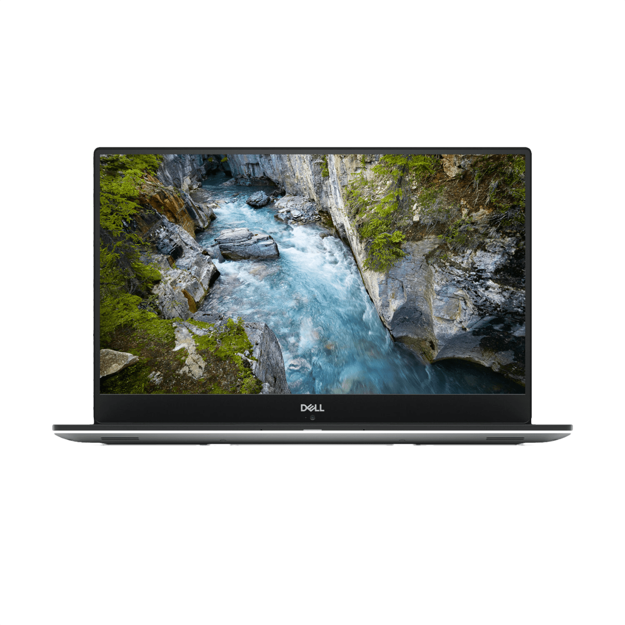 Silver Dell XPS 15 9570.1