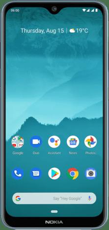 Eisfarbe Nokia 6.2 64GB Dual Sim.1