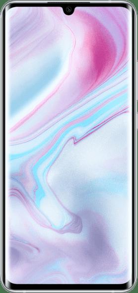 White Xiaomi Mi Note 10 Pro 256GB.1