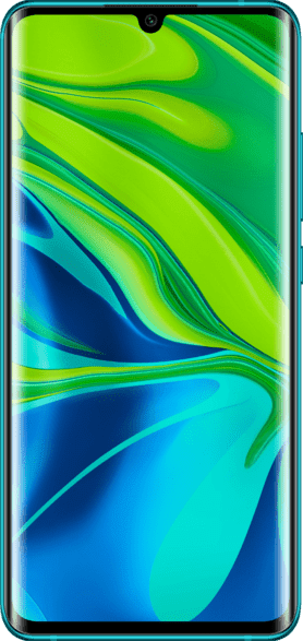 Verde Xiaomi Mi Note 10 Pro 256GB.1
