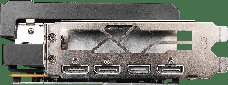 Schwarz MSI Radeon RX 5700 XT Gaming X.3