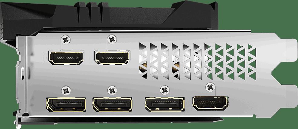 Schwarz Gigabyte AORUS Radeon RX 5700 XT 8G.3
