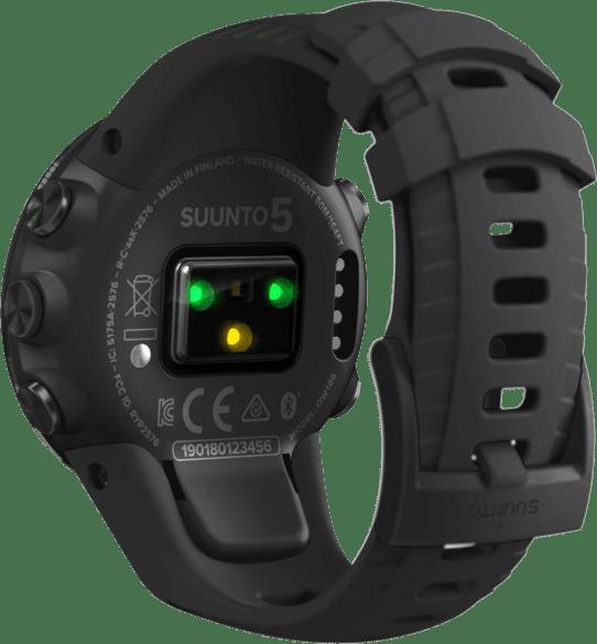 Black Suunto 5 G1.4