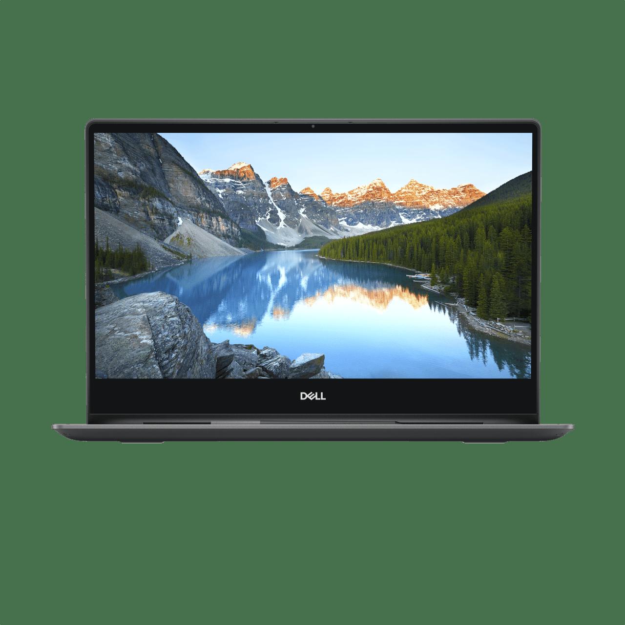 Schwarz Dell Inspiron 7391.1