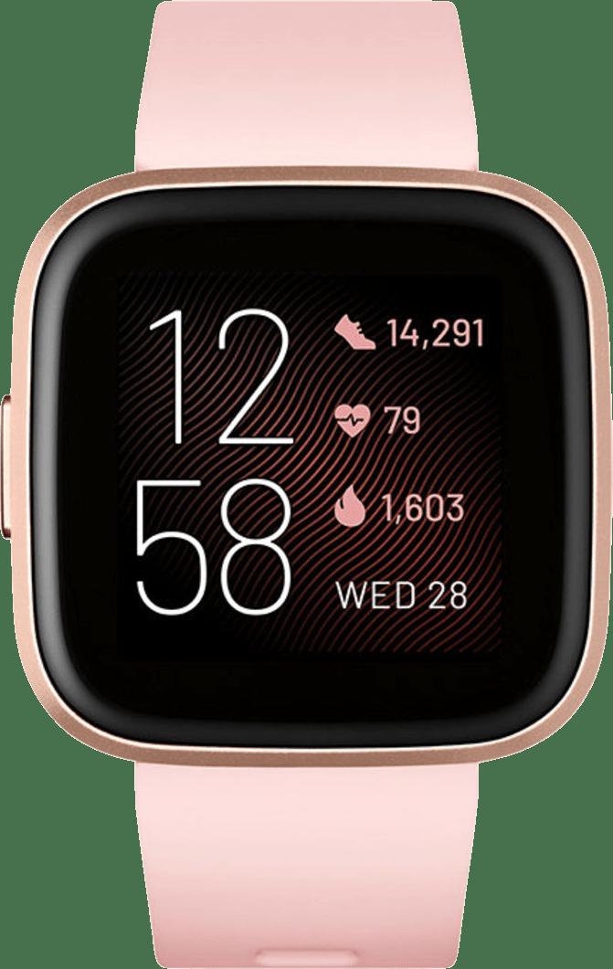 Blütenblatt Fitbit Versa 2 Smartwatch.2