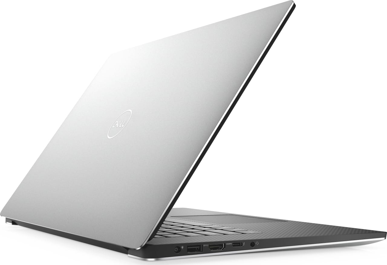 Schwarz / Silber Dell XPS 15 7590 Touch.3