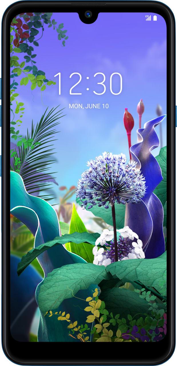 Moroccan Blue LG Q60 64GB.3