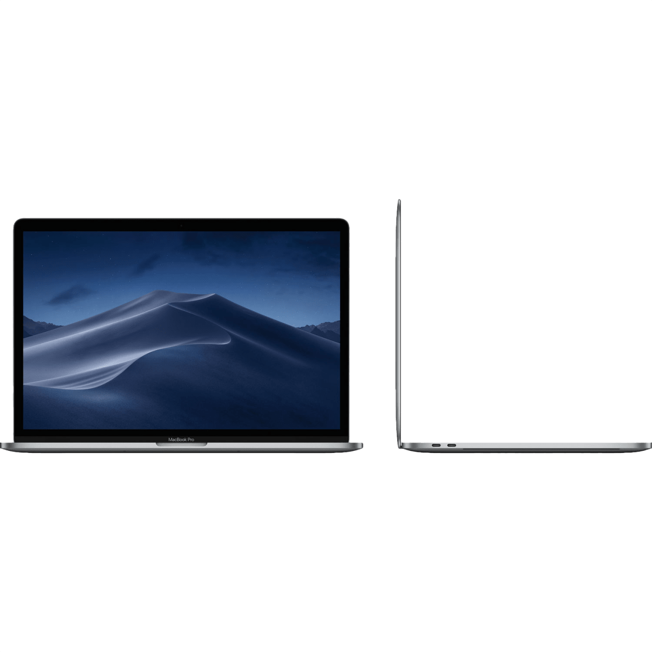 """Space Grey Apple 15"""" MacBook Pro Touch Bar (Mid 2018), US Keyboard.3"""