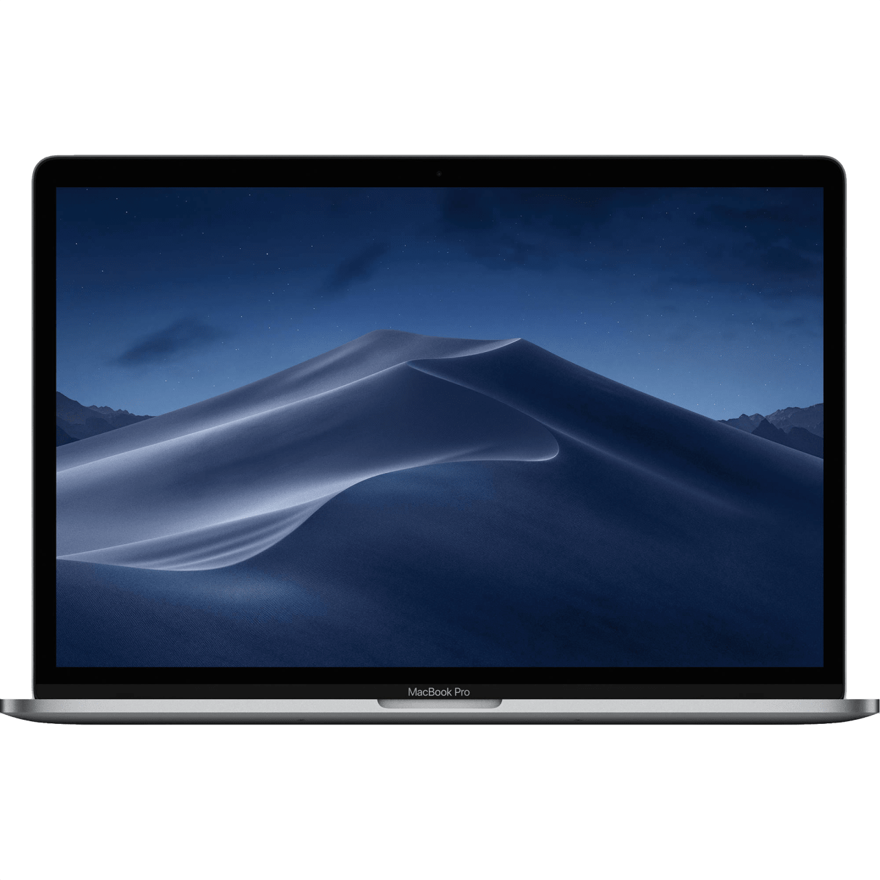 "Space Grey Apple 15"" MacBook Pro Touch Bar (Mid 2018).1"