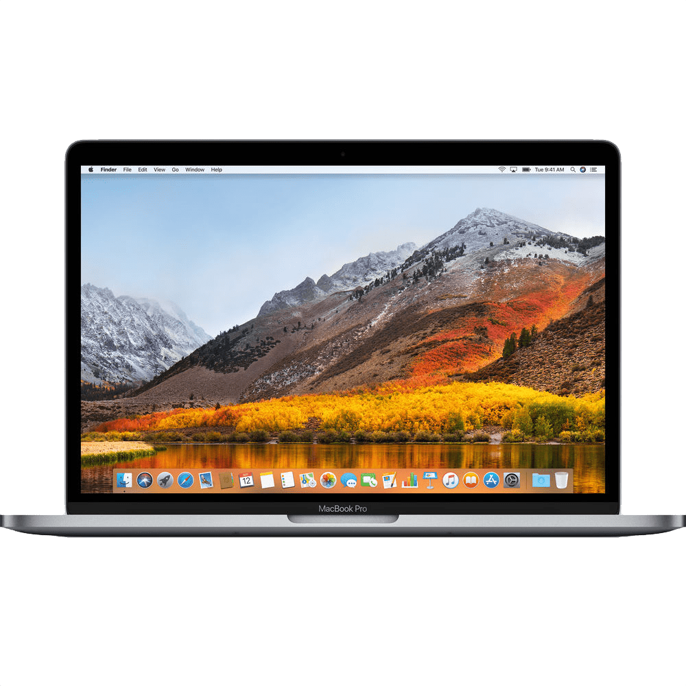 "Space Grau Apple 13"" MacBook Pro Touch Bar (Mid 2018).1"