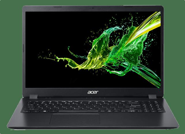 Black Acer Aspire 3 A315-56-32FB.1