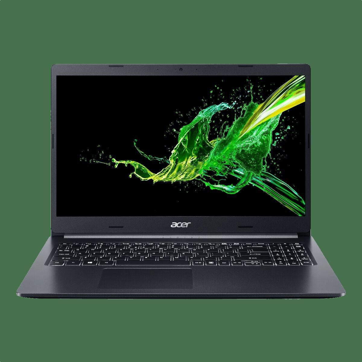 Black Acer Aspire 5 A515-54G-77SX.1