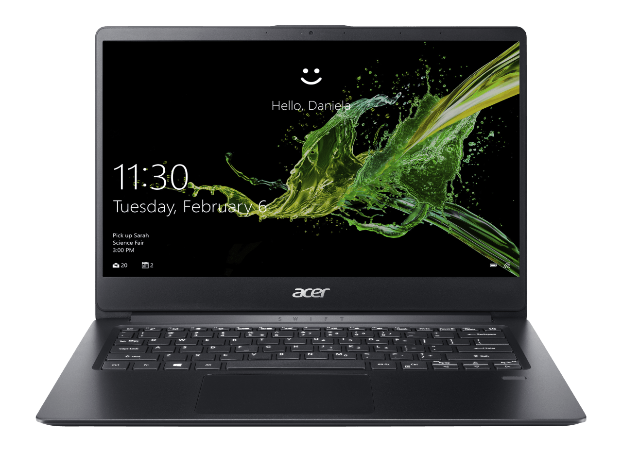 Silver Acer Swift 1 SF114-32.1