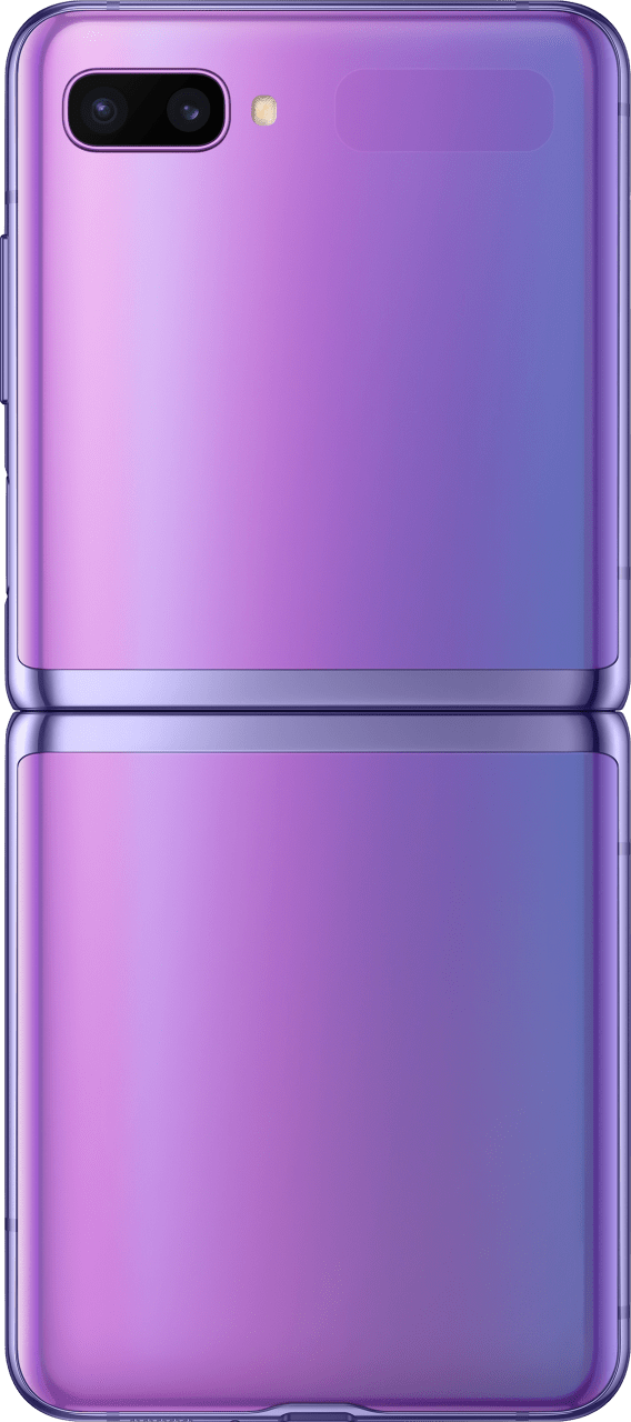 Mirror Purple Samsung Galaxy Z Flip 256GB.3