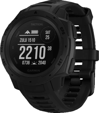 Black Garmin Instinct® - Tactical Edition.1