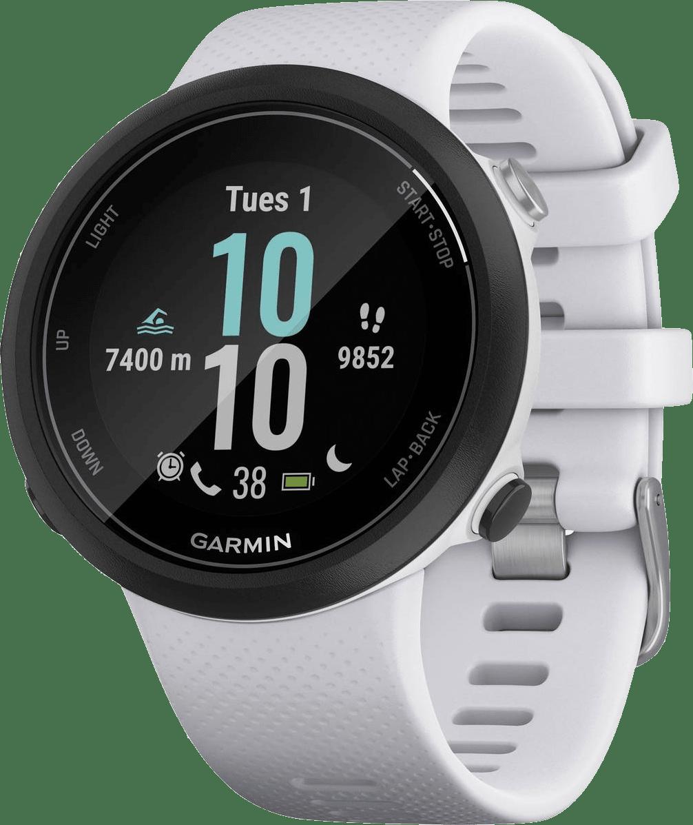 Stone White Garmin Swim ™ 2 GPS Sports watch.1