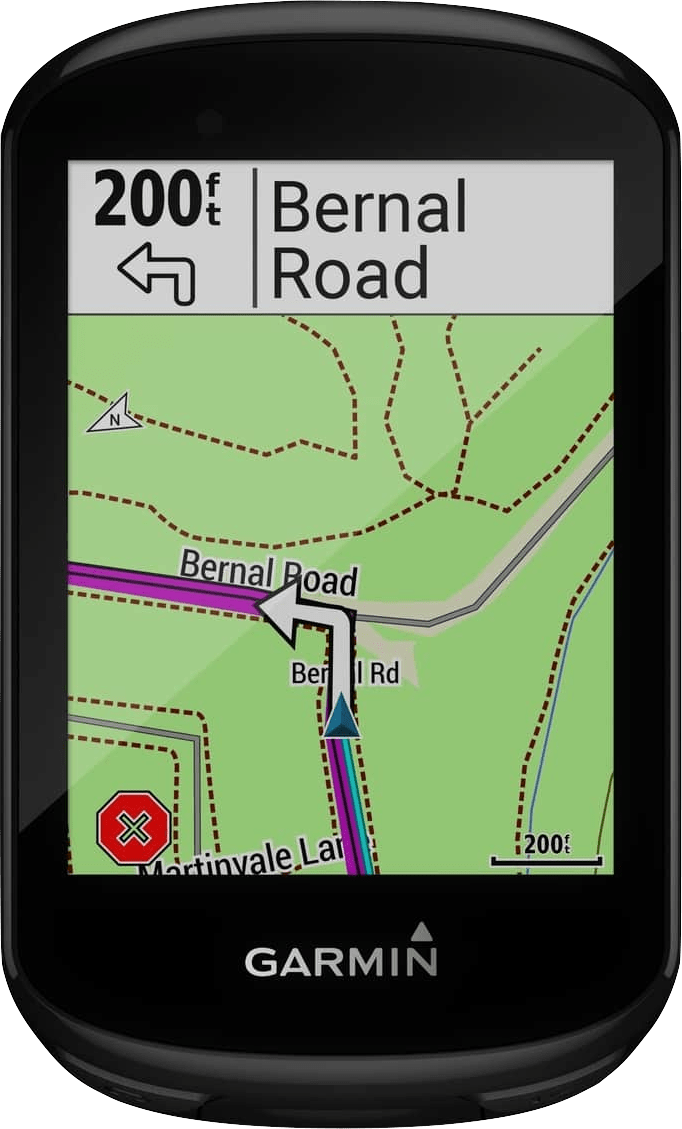 Black Garmin Edge® 830 GPS Bike Computer.1