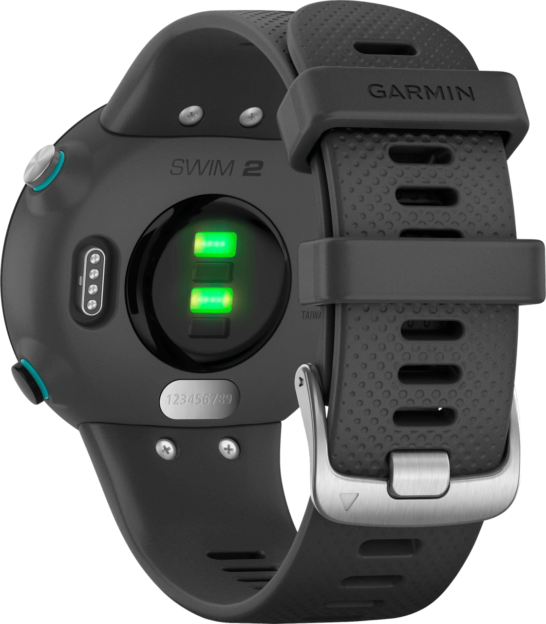 Schiefer grau Garmin Swim ™ 2.3