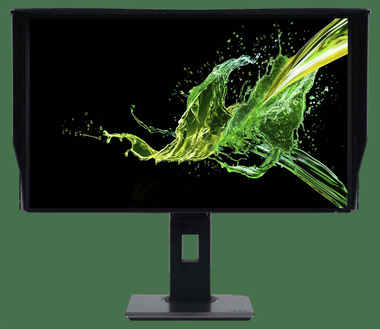 """Black Acer - 27"""" Pro Designer PE270K UM.HP0EE.001.1"""
