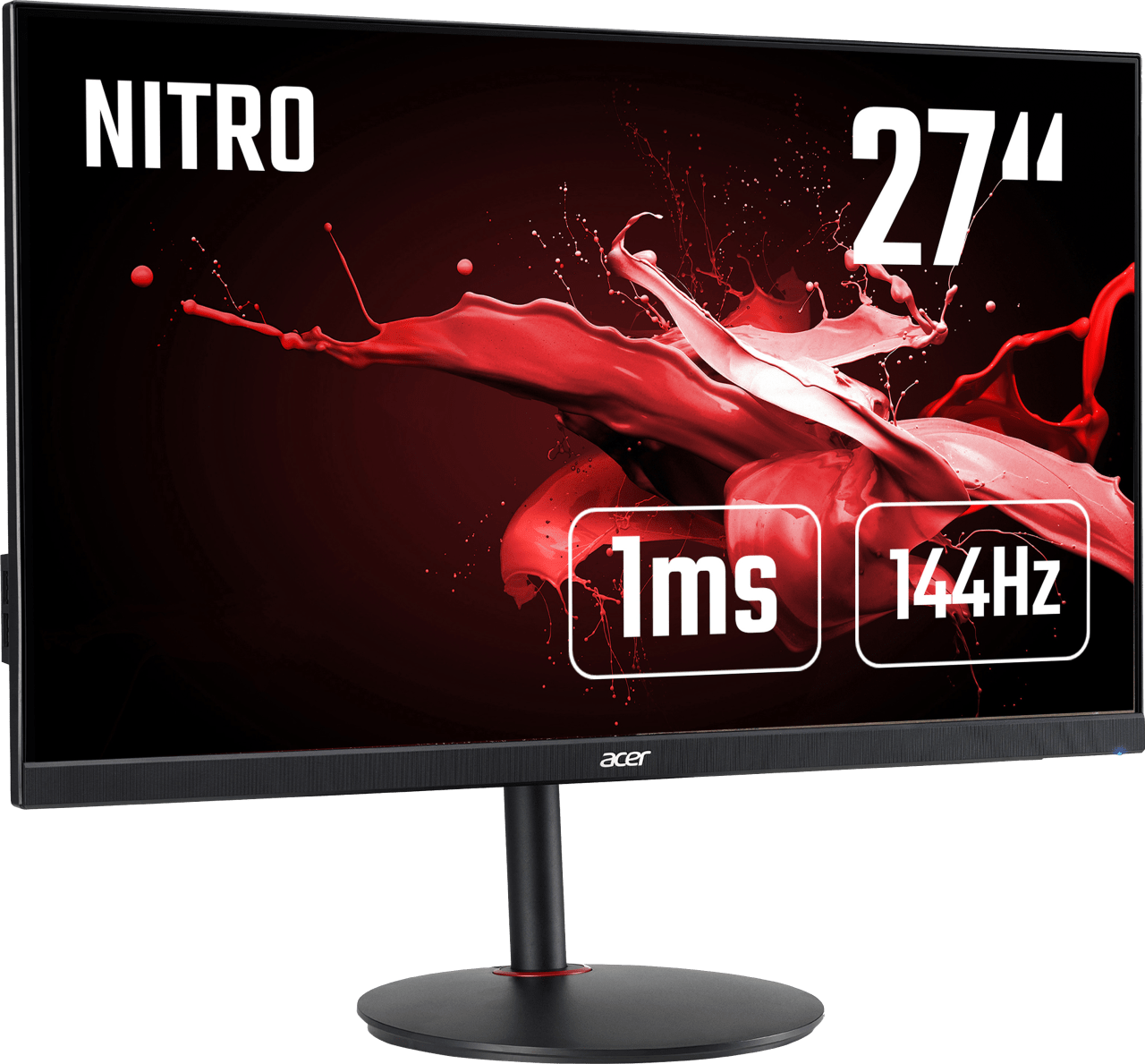 "Schwarz Acer - 27"" Nitro XV272UP UM.HX2EE.P01.3"