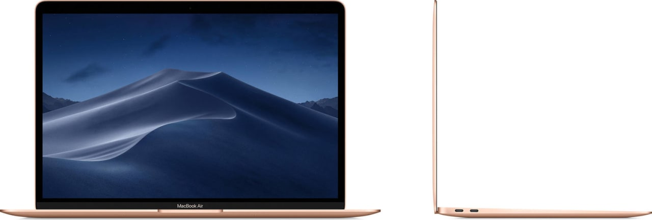 Gold Apple MacBook Air (Early 2020) Laptop - Intel® Core™ i3-1000NG4 - 8GB - 256GB SSD - Intel® Iris Plus Graphics.3