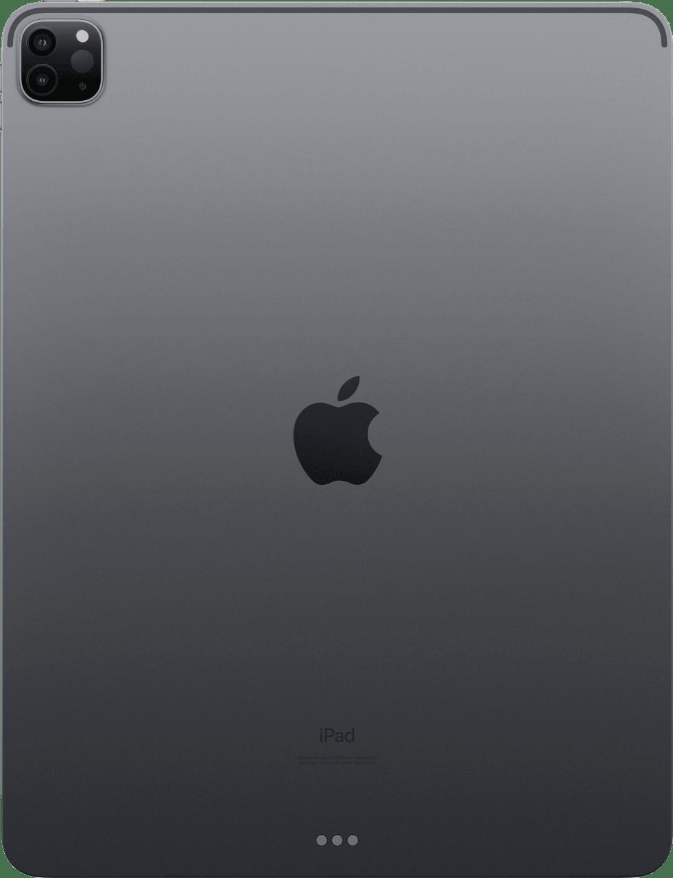 """Space Grey Apple 12.9"""" iPad Pro Wi-Fi + LTE 256GB (2020).4"""