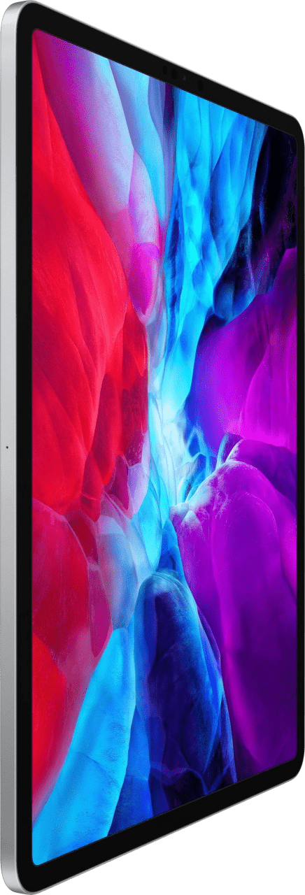"Silver Apple 12.9"" iPad Pro Wi-Fi + LTE 128GB (2020).2"