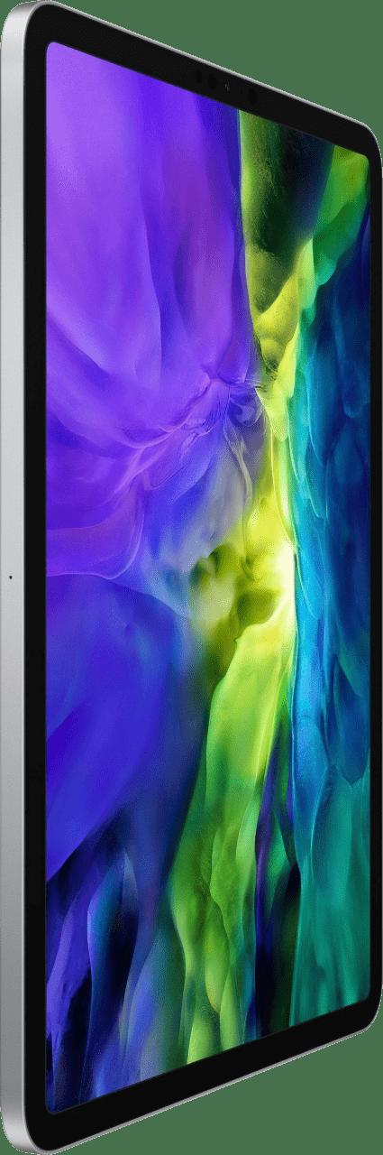 "Silver Apple 11"" iPad Pro Wi-Fi + LTE 256GB (2020).2"
