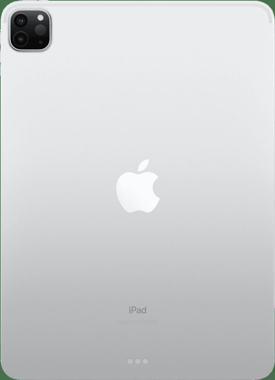 "Silver Apple 11"" iPad Pro Wi-Fi + LTE 256GB (2020).4"