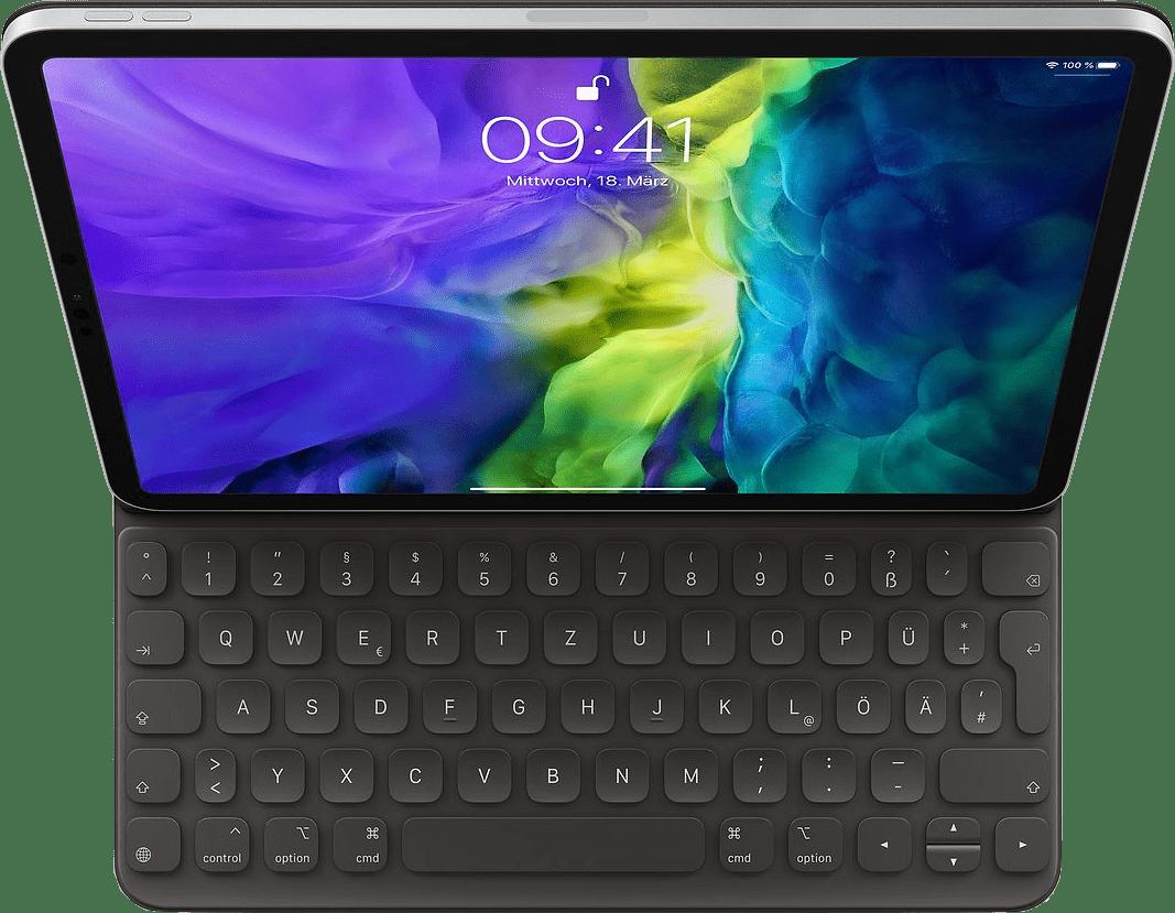 Dark Grey Apple Smart Keyboard Folio.1
