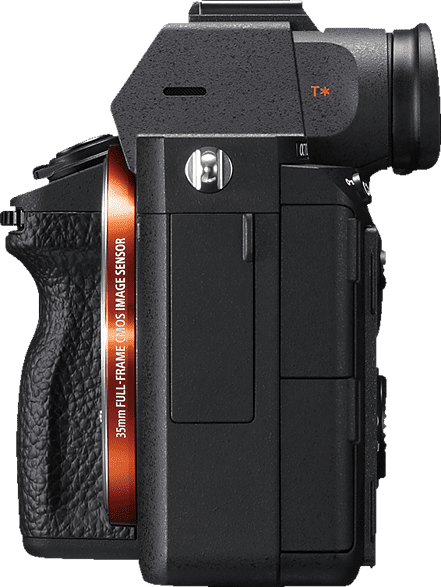 Black Sony ALPHA 7 III Body (ILCE7M3).4