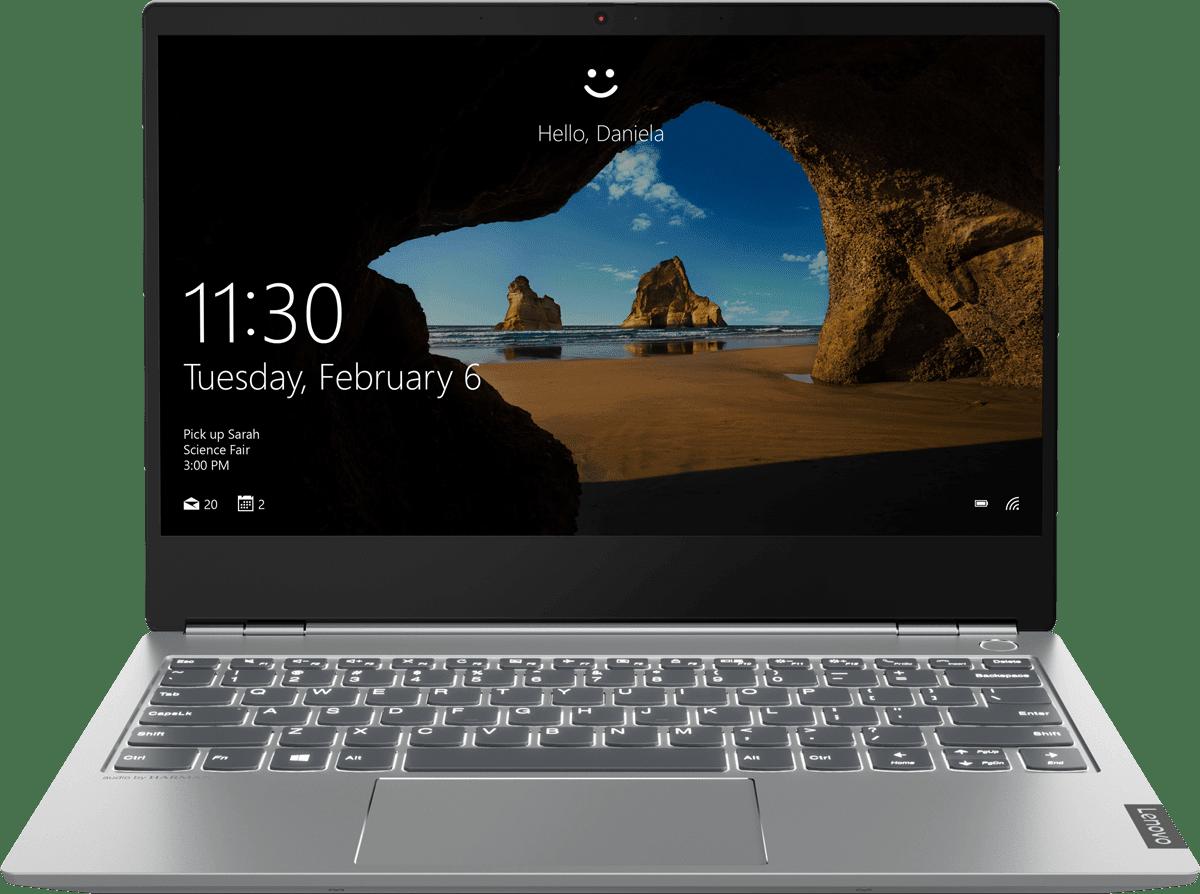 Mineral Grey Lenovo ThinkBook 13s.1