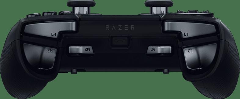 Black Razer Raiju Ultimate 2019 Controller.4