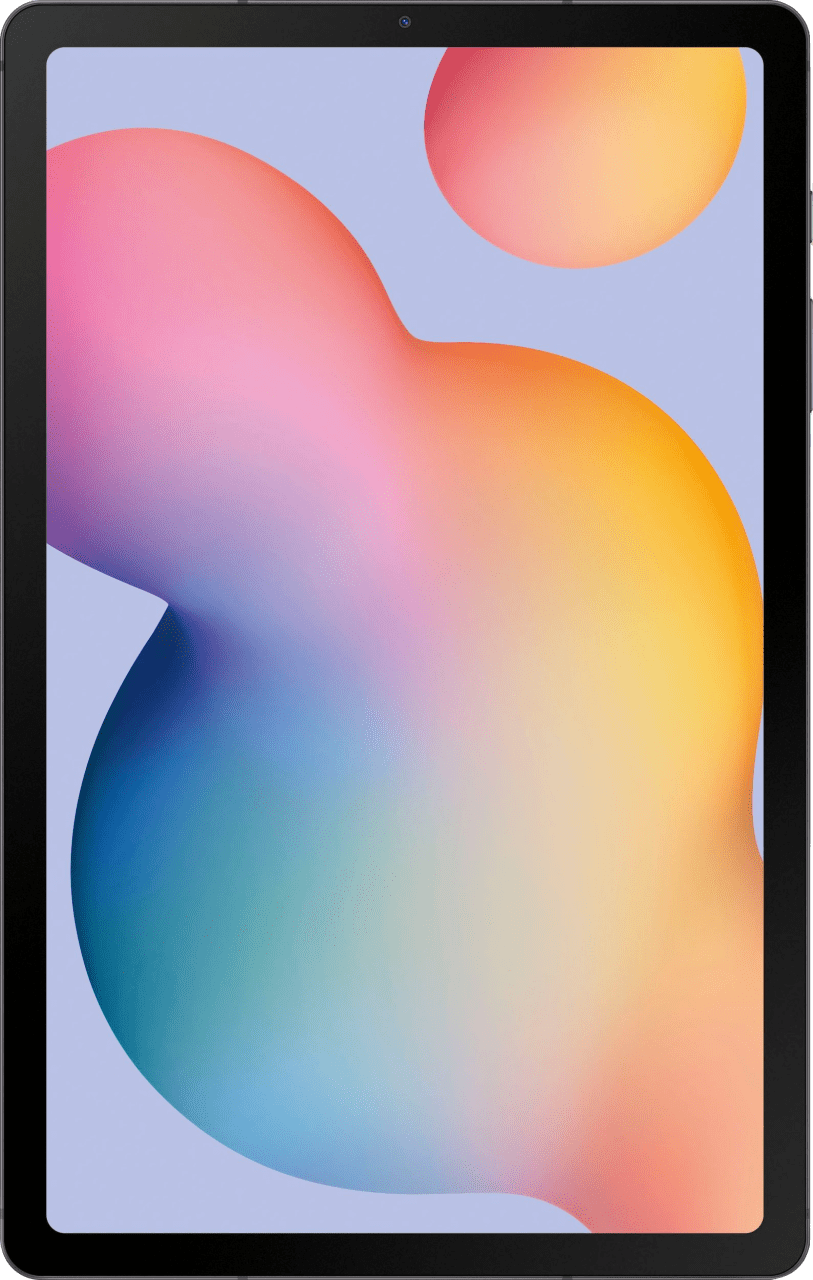 Grey Samsung Tablet Galaxy Tab S6 Lite - WiFi - Android™ 10 - 64GB.1