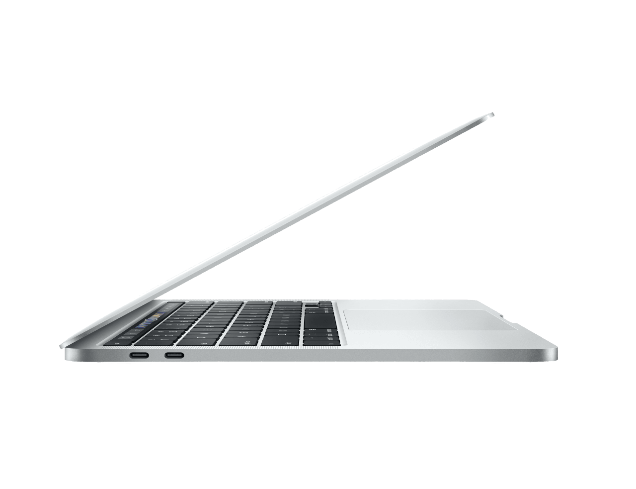 "Silber Apple 13"" MacBook Pro (Early 2020).2"