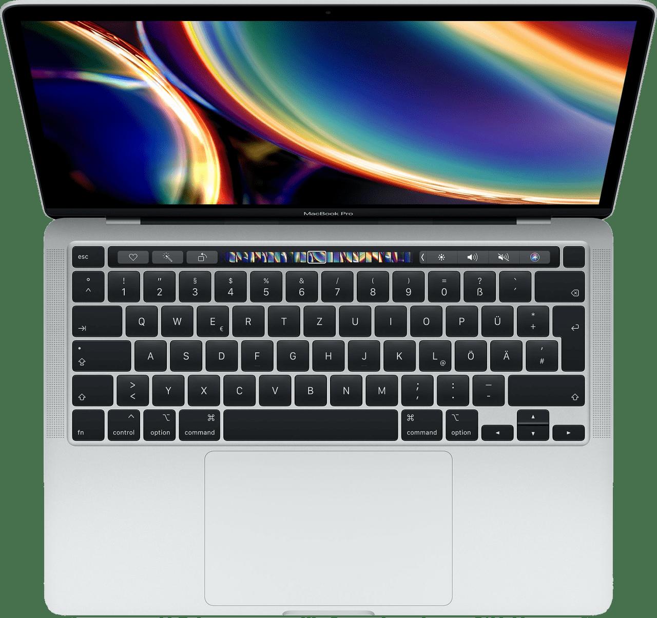 "Silber Apple 13"" MacBook Pro (Early 2020) Notebook - Intel® Core™ i5-1038NG7 - 16GB - 1TB SSD - Intel® Iris™ Plus Graphics.1"