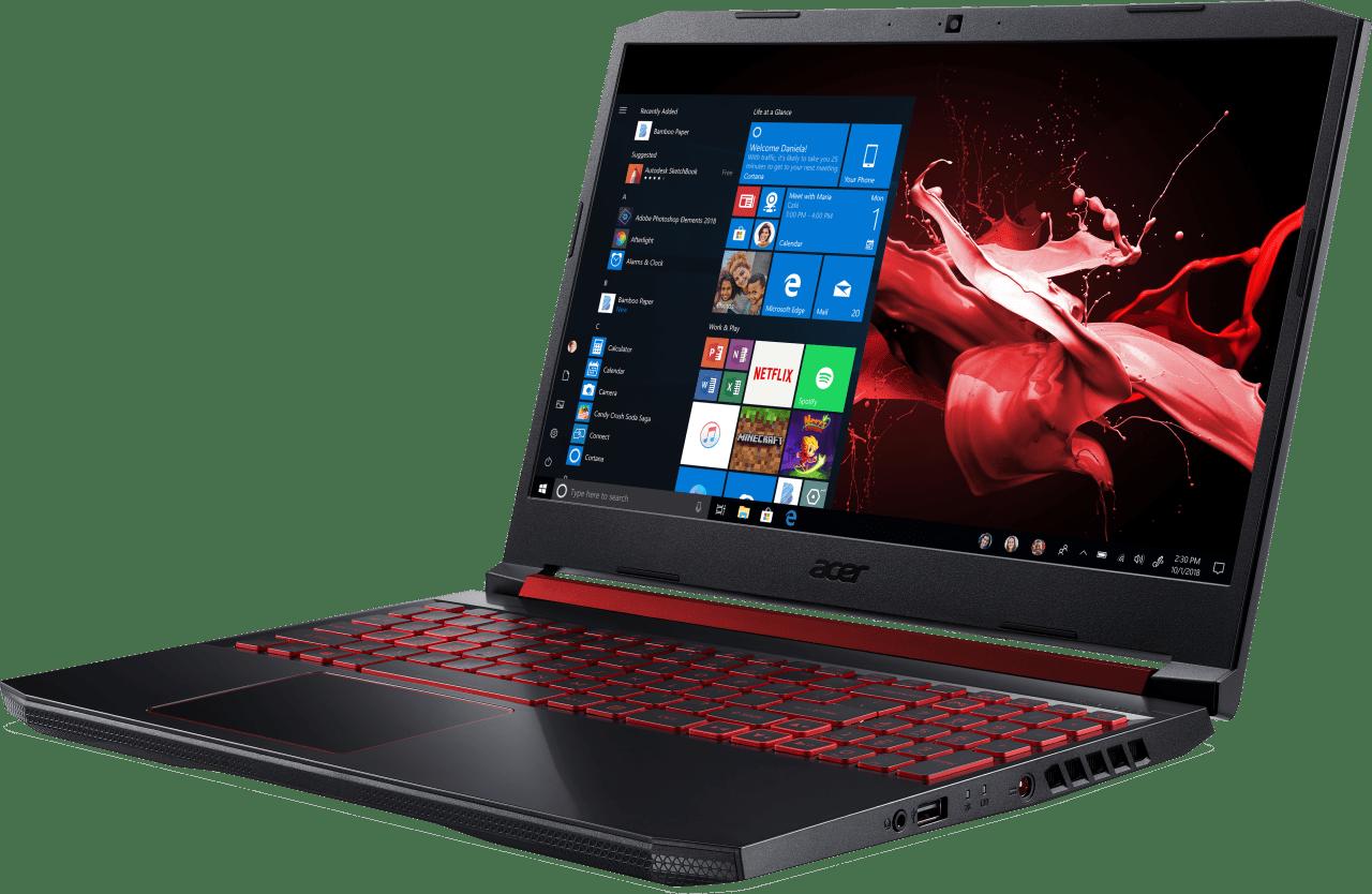 Black / Red Acer Nitro 5 AN515-43-R5KH.2