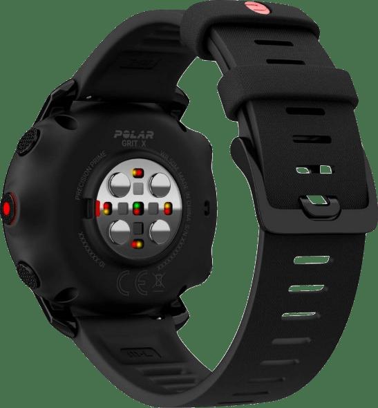 Black Polar Grit X GPS Sports watch, M/L.4