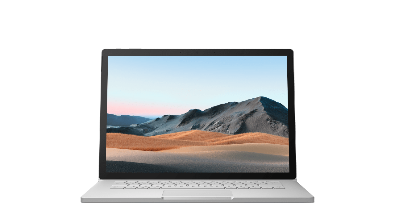 "Platin Microsoft Surface Book 3 13.5"".2"