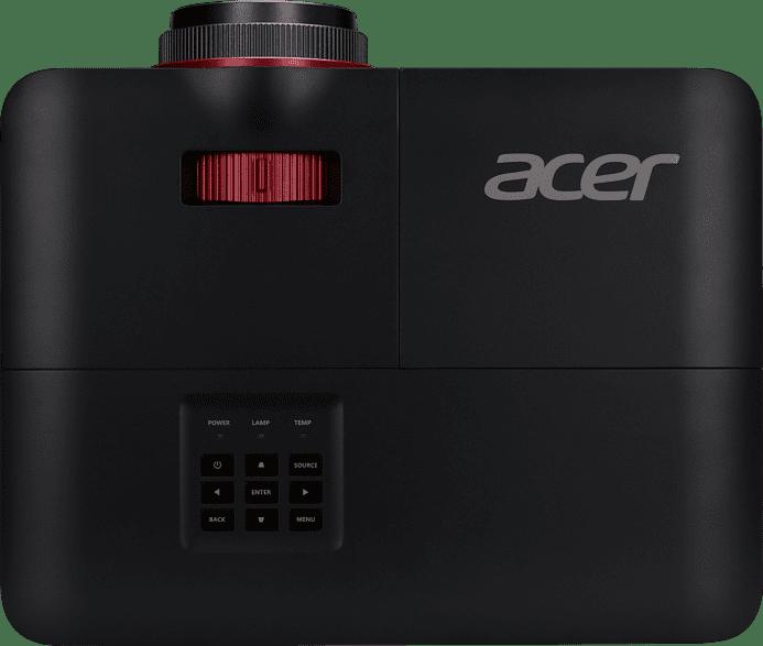 Schwarz Acer Nitro G550.4