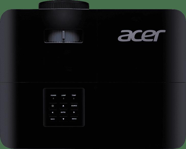 Schwarz Acer X138WHP Beamer - WXGA.2