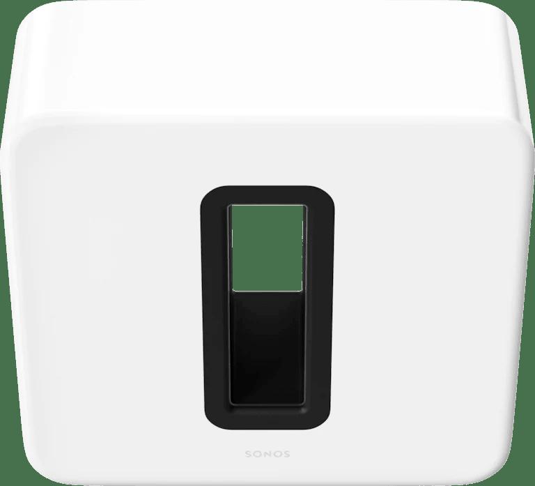 Weiß Sonos Sub (Gen. 3).2