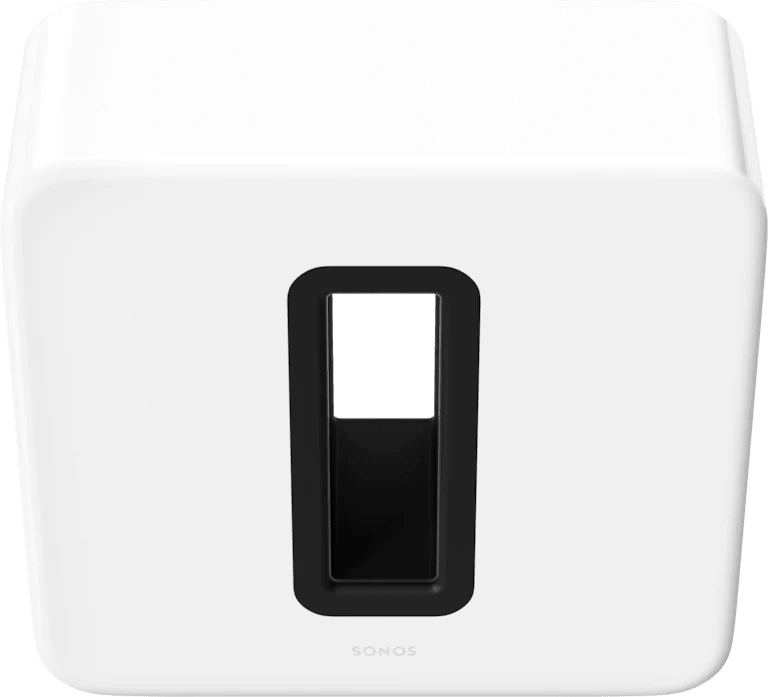 White Sonos Sub (2020).2