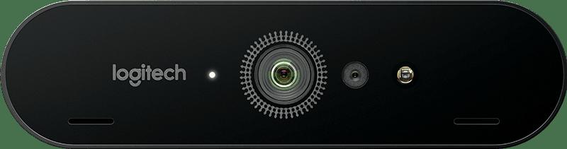 Negro Logitech Brio Ultra HD Pro Webcam.1