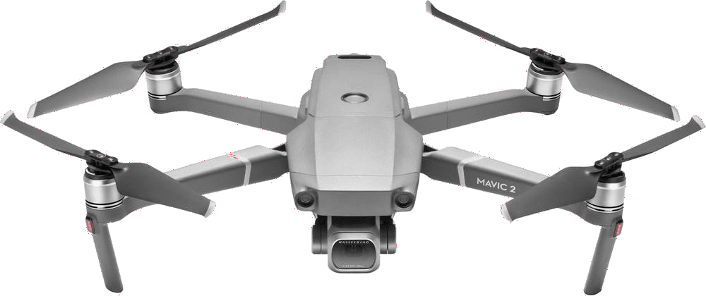 Gray DJI Mavic 2 Pro with Smart Controller.3
