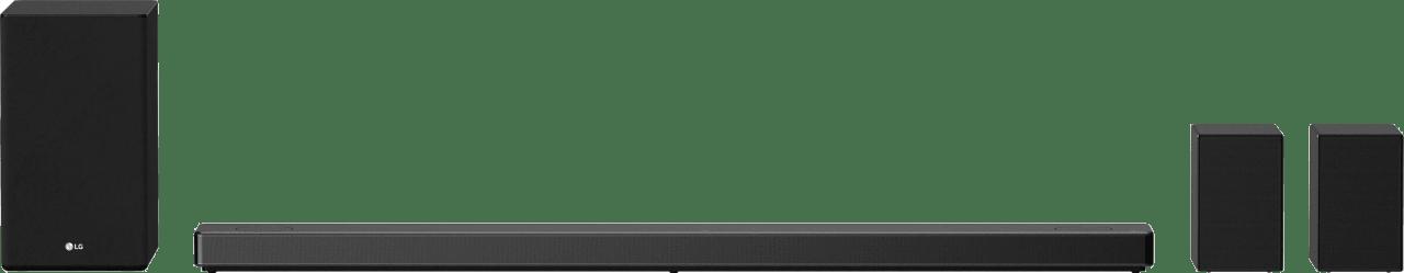 Dark Steel Silver LG DSN11RG Soundbar 7.1.4 speaker system, Dolby Atmos.1