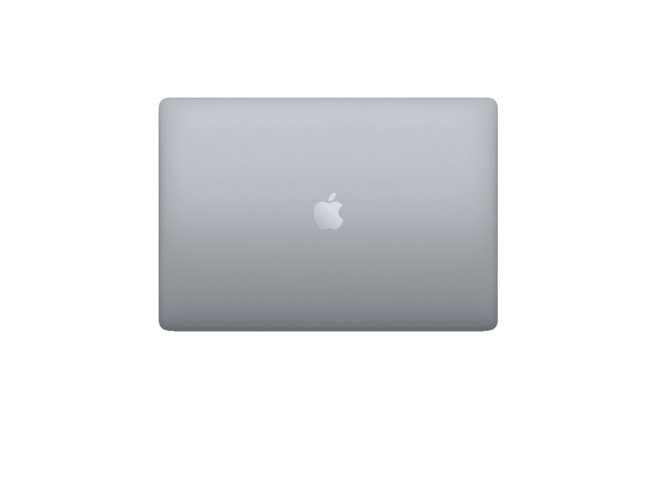 "Silver Apple 16"" MacBook Pro (Late 2019) - English (QWERTY) Laptop - Intel® Core™ i7-9750H - 16GB - 512GB SSD - AMD Radeon Pro 5300M.3"